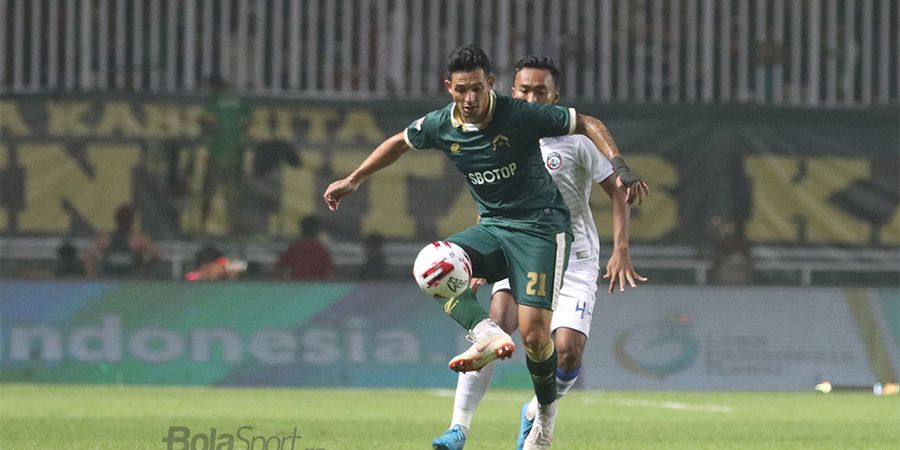 Tekad Escobar Bawa Tira Persikabo Terbang Tinggi di Shopee Liga 1