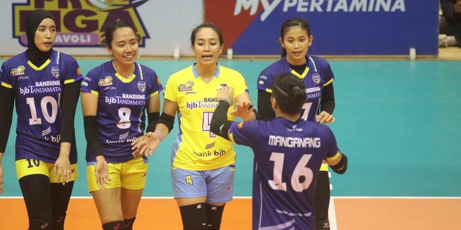 Final Four dan Final Proliga 2020 Ditiadakan, Nilai Kontrak Atlet Dipotong
