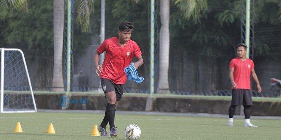 Spaso dan Paulo Sergio Absen, Bali United Persiapkan Irfan Jauhari