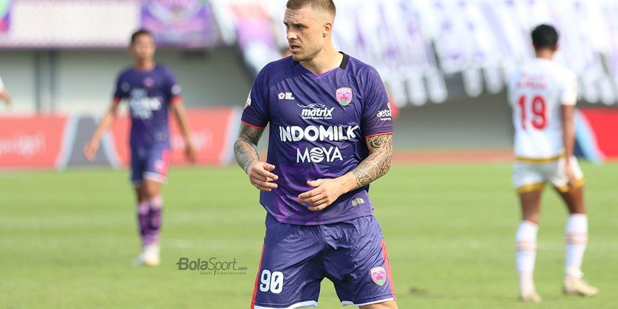 Sama-sama dari Ukraina, Yevhen Budnik Ikuti Jejak Yevhen Bokhashvili di Liga Indonesia