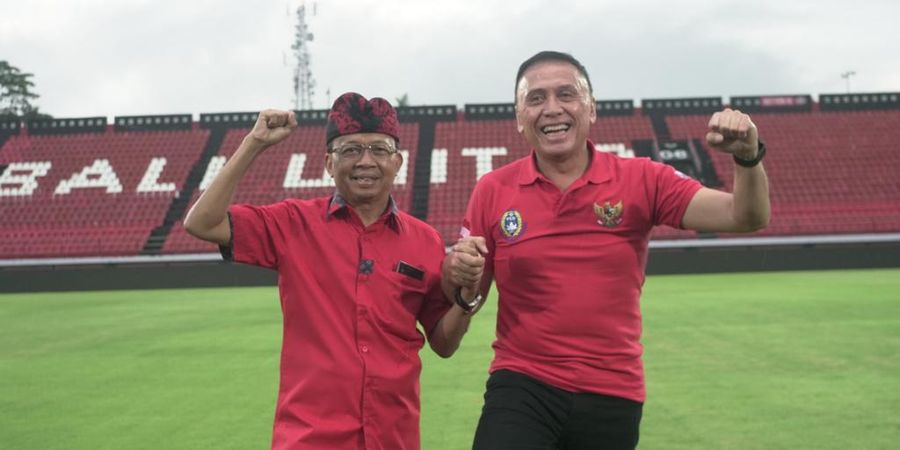 Jadi Kandidat Tuan Rumah Piala Dunia 2021, PSSI Tinjau Markas Bali United