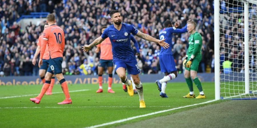 Hampir Hengkang tetapi Kontrak Diperpanjang, Giroud: Tuhan Ingin Saya Bertahan di Chelsea