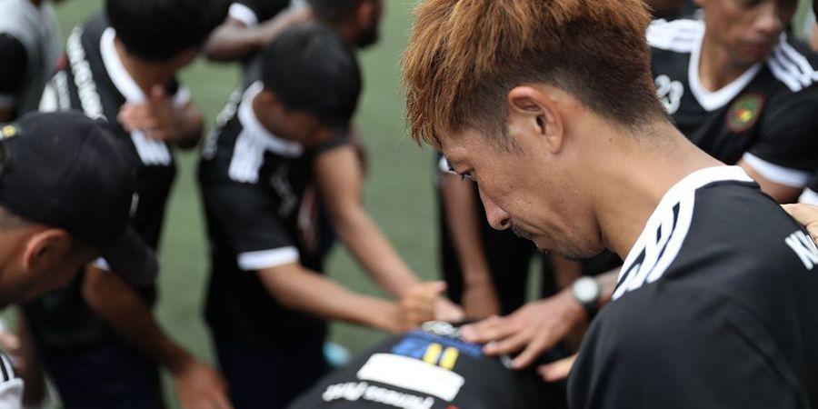Berbanding Terbalik dengan PSM Makassar, Gawang Kaya FC masih Perawan
