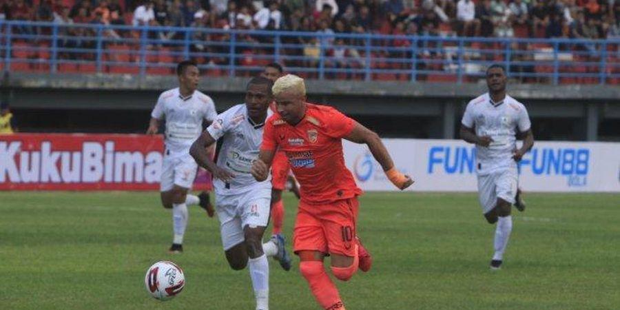 Skuad Borneo FC Sepakat Tak Masalah Dipotong Gaji 75 Persen
