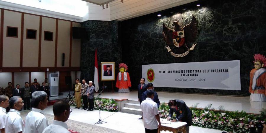 Pengurus PGI DKI Jakarta 2020-2024 Resmi Dilantik Hari ini