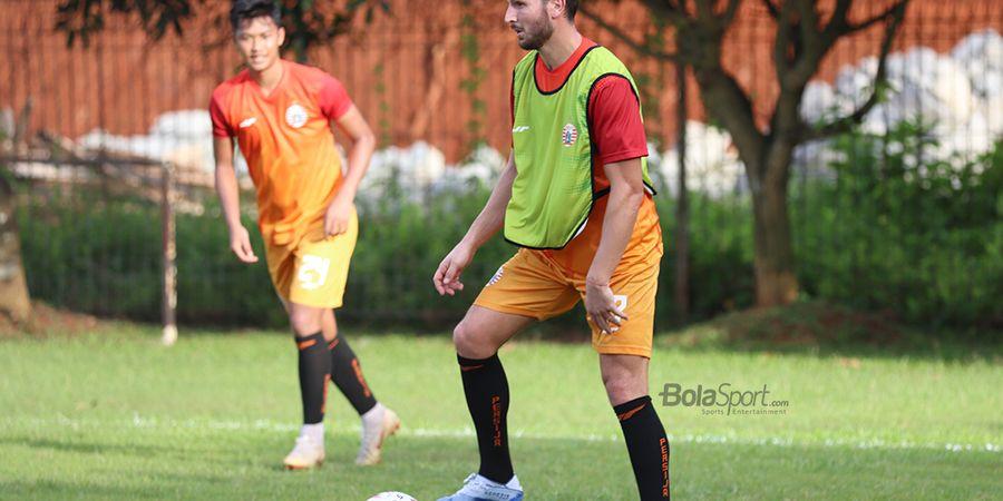 Marco Motta Sebut 2 Pemain Persija yang Memiliki Kemampuan Bagus