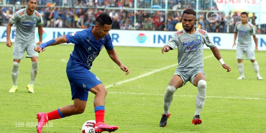 Ini Alasan Arema FC Tak Wajibkan Lagi Pemainnya Kirim Video Latihan