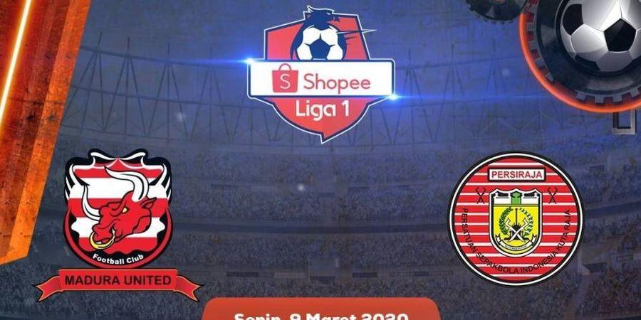 Link Live Streaming Madura United Vs Persiraja, Rahmad Darmawan Waspadai Tim Tamu