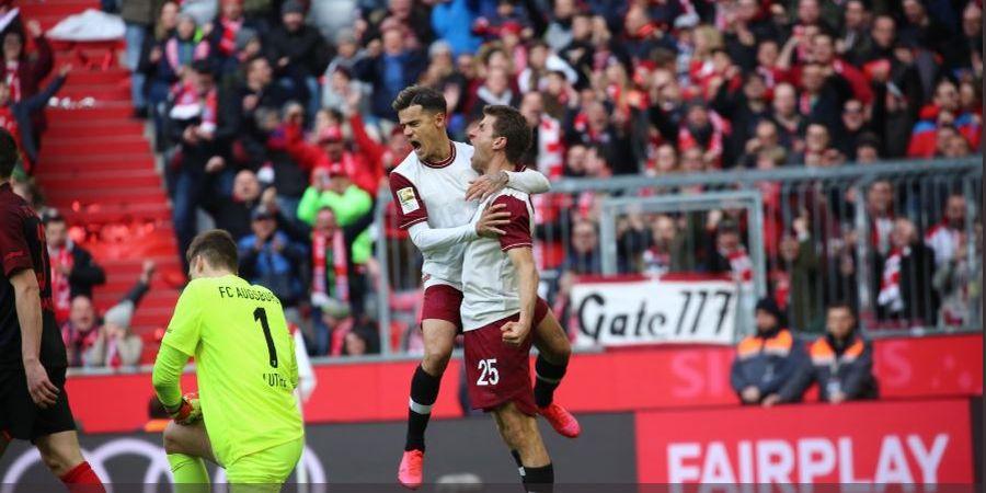 Hasil Lengkap & Klasemen Bundesliga - Bayern Berhasil Menjauh dari Kejaran Dortmund