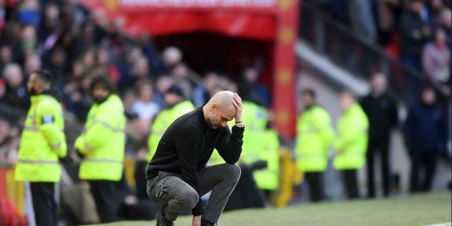 Hasil dan Klasemen Liga Inggris - Pertama Kalinya Pep Kalah 7 Kali Semusim, Man City Minus 25 Poin dari Liverpool