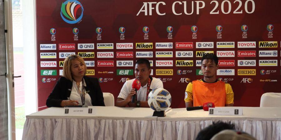 Kaya FC-Iloilo Akui Kurang Beruntung Ditahan Imbang PSM Makassar