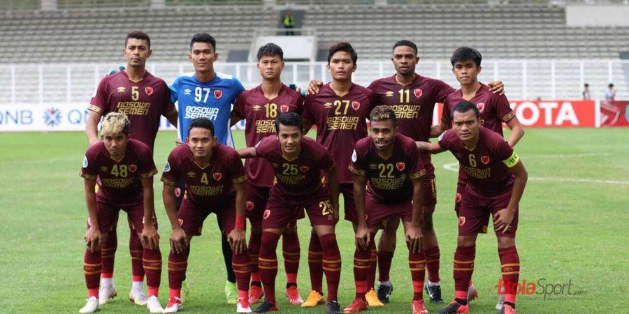 PSM Makassar Dipaksa Bermain Imbang oleh Kaya FC di Piala AFC 2020