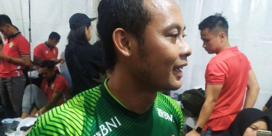 Ingin Kompetisi Segera Bergulir, Eks Persib Bandung: Itu Pekerjaan Saya