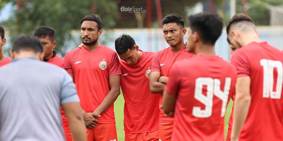 Persija Jakarta Perpanjang Masa Libur Pemain