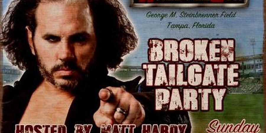 Anggota Hardy Boyz Ini Umumkan Akan Hadir Pada Acara Wrestlecon