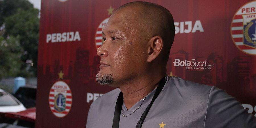Resmi, Sudirman Pastikan Tak Latih Persija Jakarta di Liga 1 2021