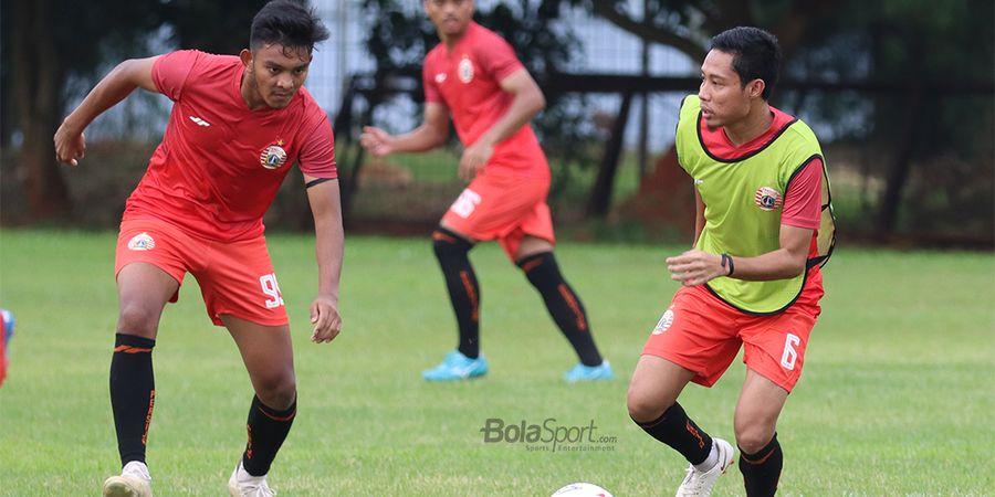 Persija Jakarta Sama Sekali Belum Punya Program untuk Latihan