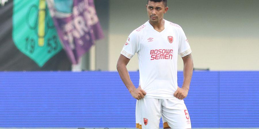 Bek Asal Lebanon Kenang Gol Perdana Berseragam PSM Makassar