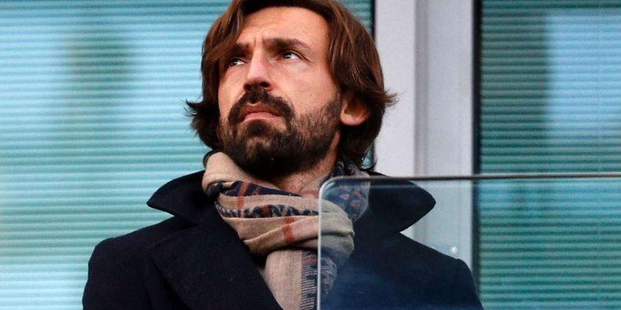Andrea Pirlo Kembali ke Juventus Sebagai Pelatih