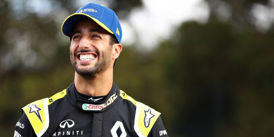 GP F1 Belgia  2020 - Daniel Ricciardo Berharap Sulitkan Max Verstappen