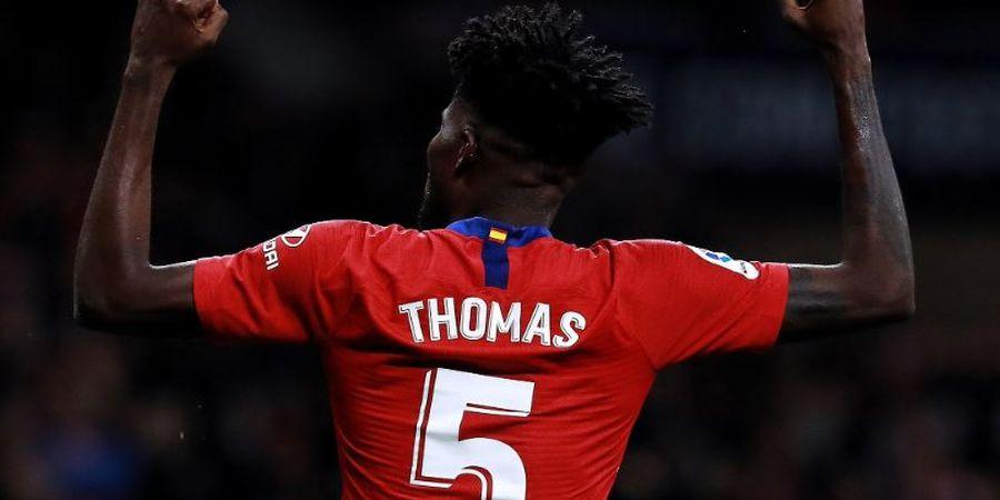 Jika Ingin Datangkan Thomas Partey, Arsenal Harus Tumbalkan 3 Pemain
