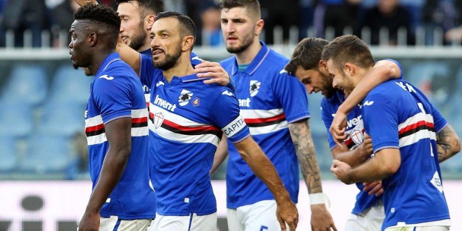 9 Kasus Positif Virus Corona dalam Sehari di Liga Italia, Pemain Ketakutan