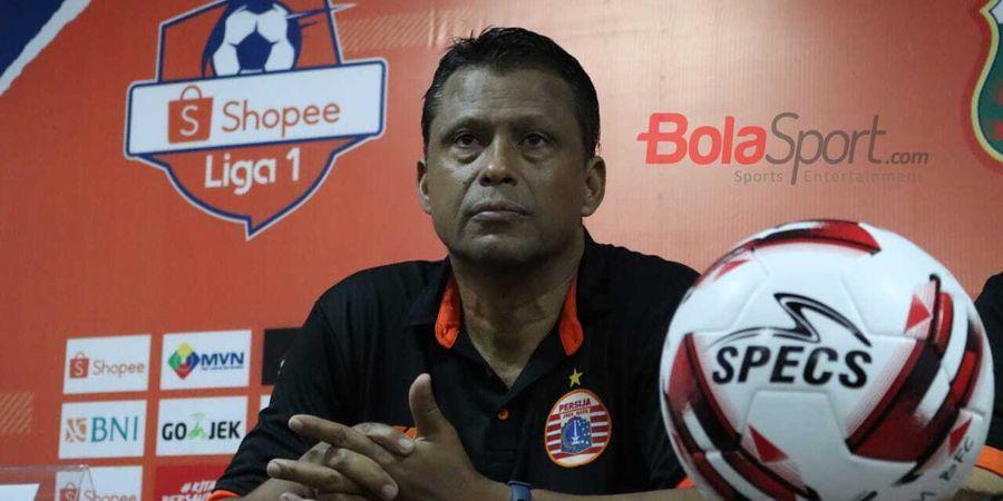 Nasib Marco Motta dan Osvaldo Haay Masih Menggantung di Persija Jakarta