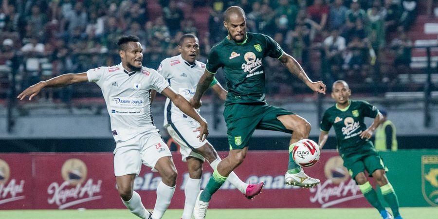 Terengganu FC Beberkan Durasi Kontrak David da Silva di Malaysia