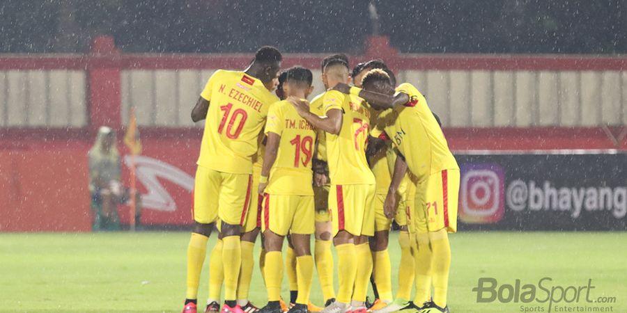 Sulit Cari Sponsor, Bhayangkara FC Berharap Dana Subsidi PSSI dan PT LIB