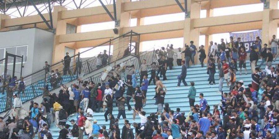 Ricuh PSIS vs Arema FC, Diduga Ada Oknum Yang Rusak Keharmonisan