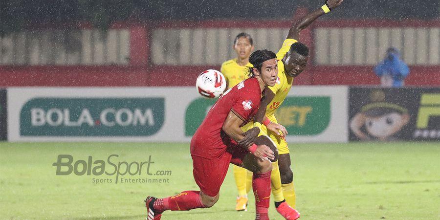 Ryuji Utomo Menghilang dari Skuad Penang FC vs Selangor
