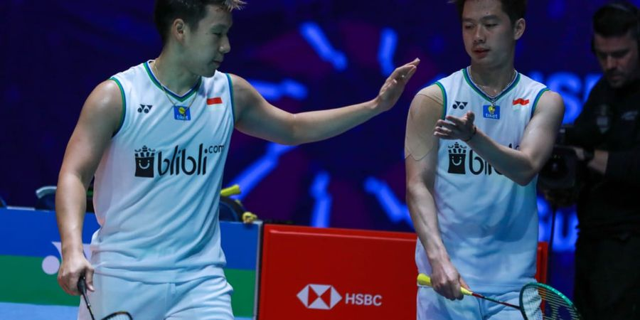 All England Open 2020 - Wakil Indonesia Sukses Melaju Ke Final