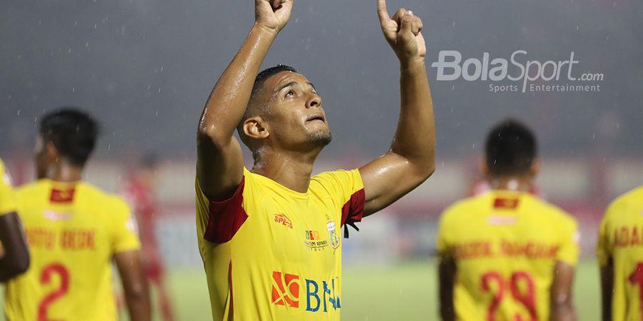 Diminati Oleh Arema FC, Renan Silva Akhirnya Berikan Jawaban