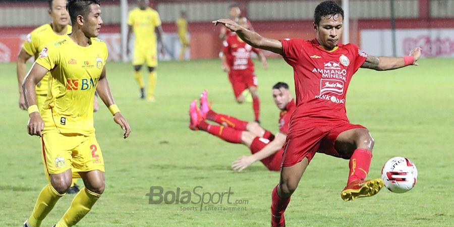 Sempat Diisukan Keluar, Osvaldo Haay Ingin Bawa Persija Juara Liga 1