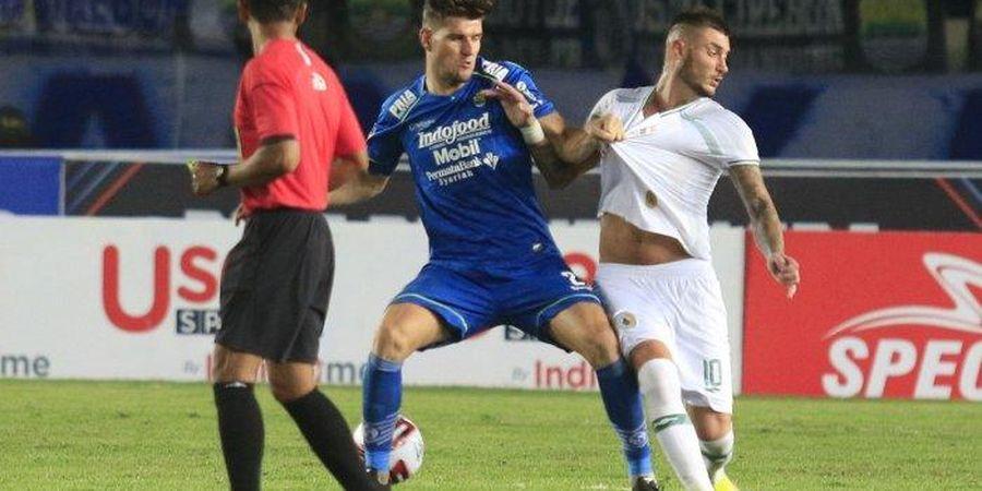 Di Liga 1 2019, Mesin Gol PSS Sleman Jadi Malapetaka bagi Dua Klub Ini
