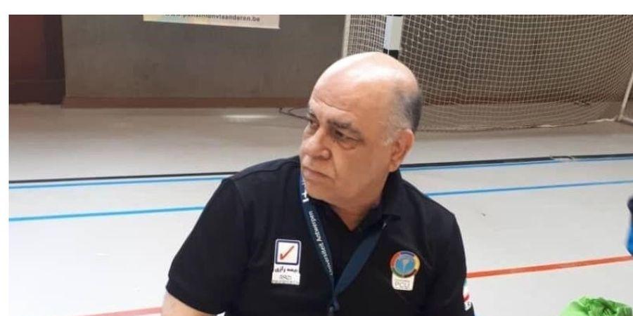 Pelatih Futsal Asal Iran Tutup Usia Akibat Virus Corona