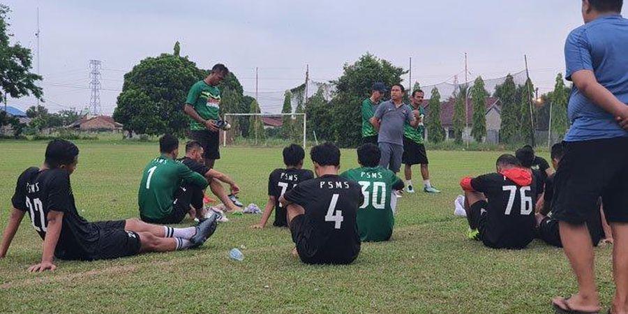 Eks Pemain Persija Ini Tak Kunjung Hadir Latihan PSMS Medan, Ada Apa ?