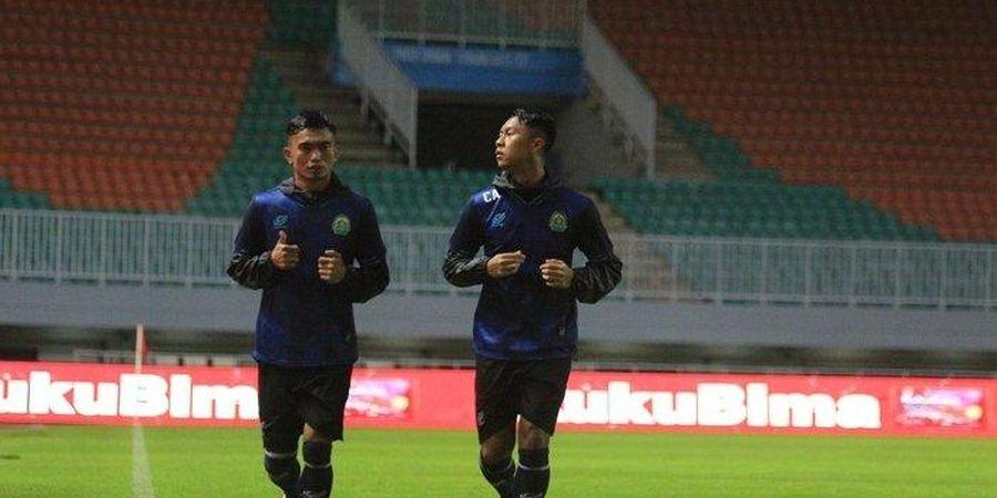 Gelandang Tira Persikabo Sambut Baik Pergantian Lima Pemain pada Liga 1 asal...