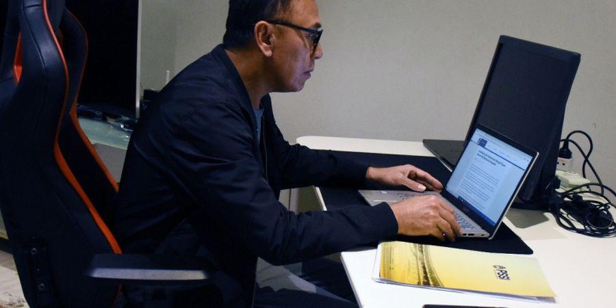 Ketua Umum PSSI Iwan Bule: Jangan Lagi Bercanda tentang Covid-19