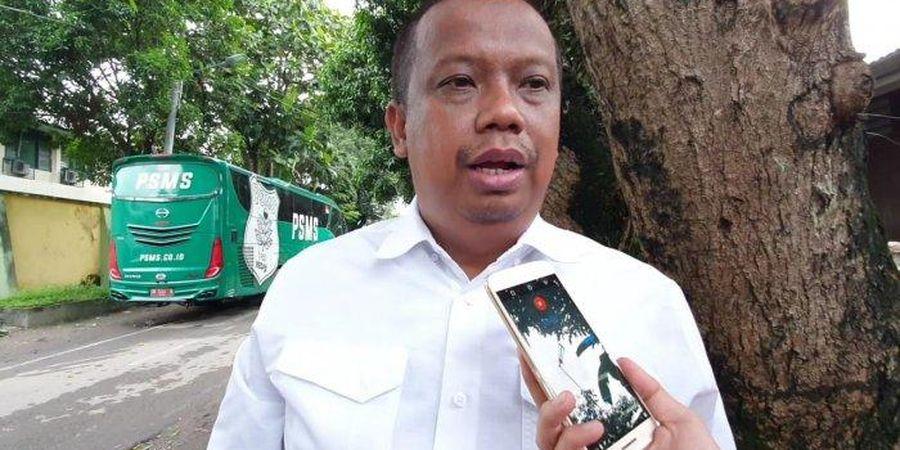 Soal Pemotongan Gaji, PSMS Medan Tidak Kaku dengan Instruksi PSSI