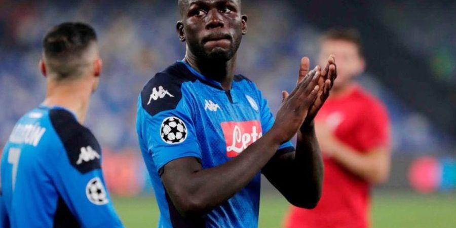 Langkahi Man United, PSG Sudah Sodorkan Kontrak bagi Koulibaly