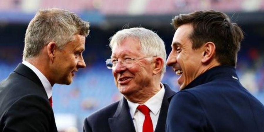 Gary Neville Bocorkan 3 Ilmu Transfer Sir Alex Ferguson yang Sukses di Man United