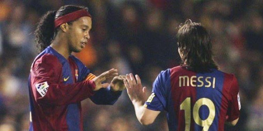 13 Pemain Terkenal Ternyata Tak Suka Sepak Bola, dari Menang Ballon d'Or 2005 Sampai Pensiun Usia 25