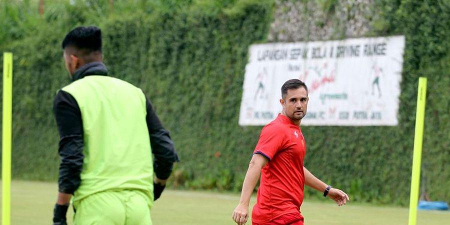 Pelatih Kiper Arema FC Evaluasi Tim di Tengah Libur Kompetisi