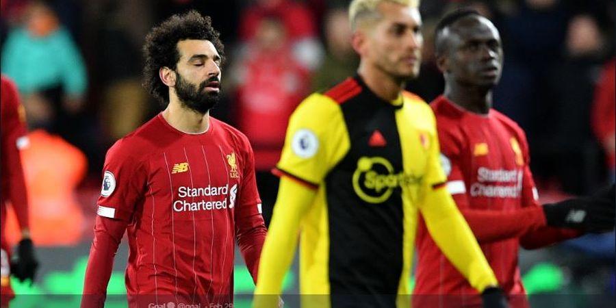 Bek Man United: Hentikan Liga Inggris, Liverpool Jangan Juara
