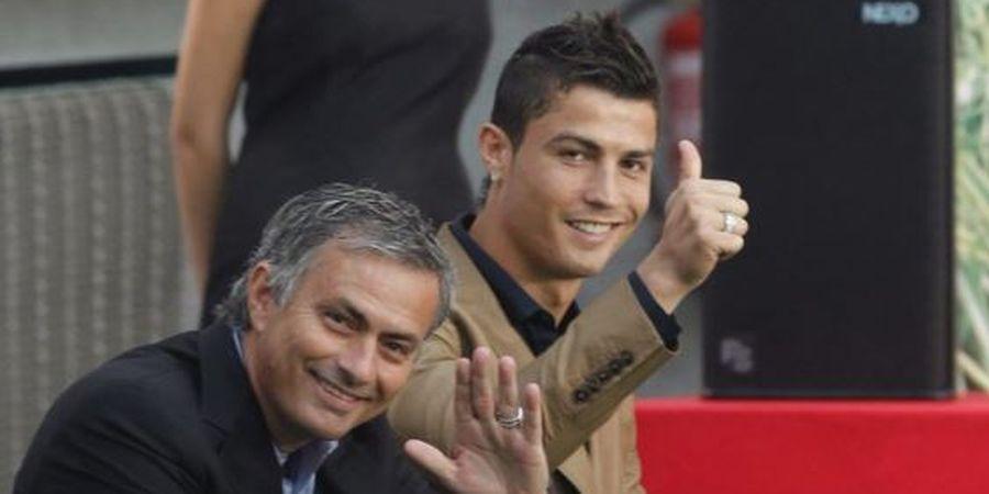 Real Madrid Era Jose Mourinho Tim dengan Counter Attack Tercepat di Dunia