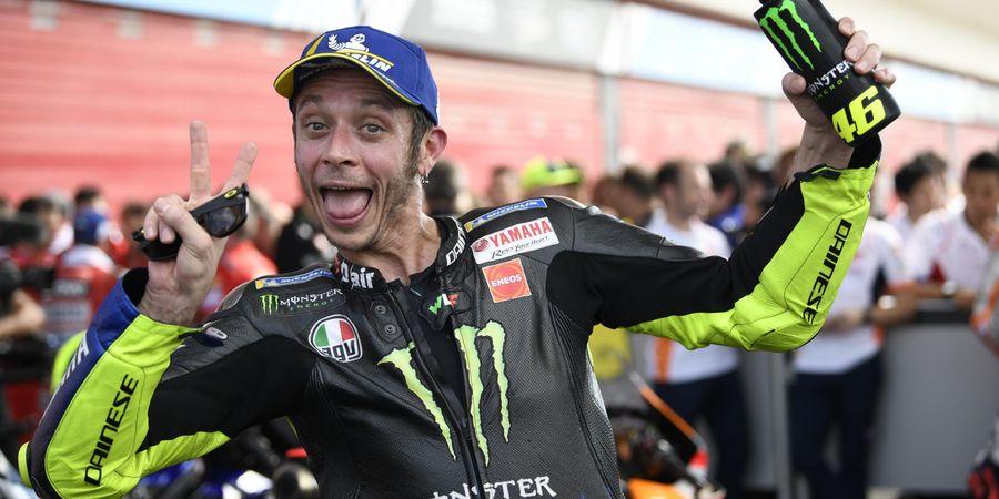 Bukan Soal Membalap, Maverick Vinales Belajar Hal Ini dari Valentino Rossi
