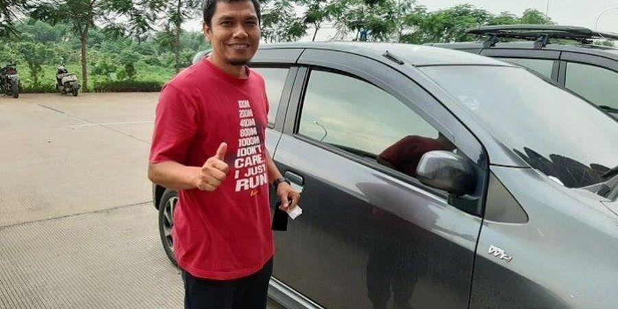 Persita Potong Gaji 90 persen, Pelatih Fisik: Saya Tetap Lapang Dada
