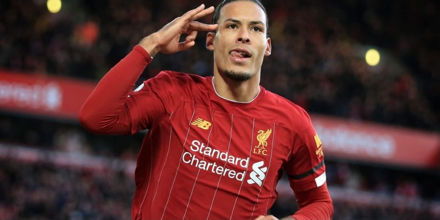 Bukan Tak Terkalahkan, Ada 8 Pemain Liga Inggris yang Bisa Lewati Virgil van Dijk Selama di Liverpool