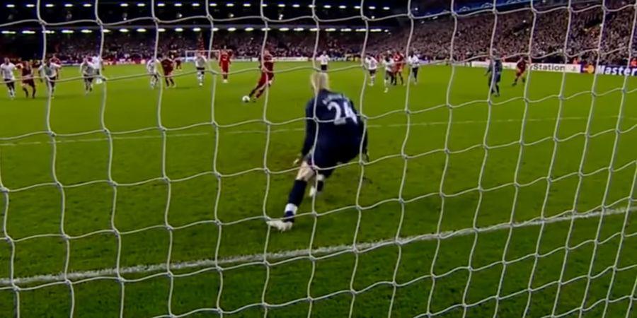 DUEL KLASIK, 8 April 2008 - 6 Menit Lagi Tersingkir, Liverpool Bangkit